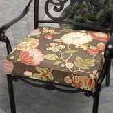Mozaic P. Kaufmann 20-in. Floral Outdoor Chair Cushion