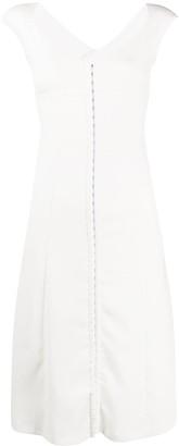 Murmur A-line dress
