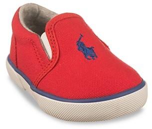 Polo Ralph Lauren Baby's Little Kid's Bal Harbor II Canvas Sneakers