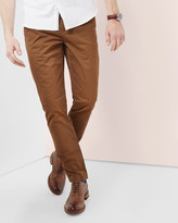 Tailored Fit Cotton Chinos