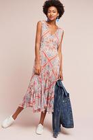 Tularosa Diya Printed Dress
