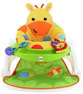 Fisher-Price Giraffe Sit-Me-Up Feeding Booster Seat