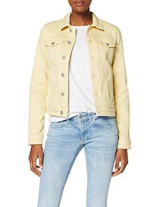 Tommy Jeans Women's Vivianne Slim Trucker Jckt Frnv Jacket,X-Small