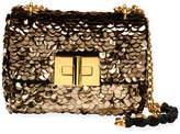Tom Ford Natalia Paillette-Embellished Chain Shoulder Bag