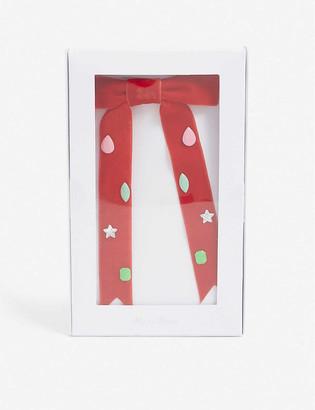 Meri Meri Bead-embellished bow hair clip