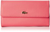 Lacoste Women's Chantaco Continental Wallet