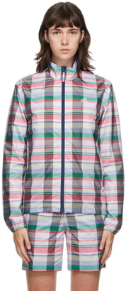 Noah NYC Multicolor adidas Edition Check Jacket