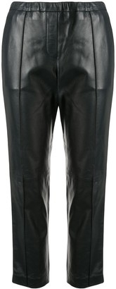 Yves Salomon Cropped Trousers