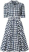 Samantha Sung Gigi dress - women - Cotton/Spandex/Elastane - 4