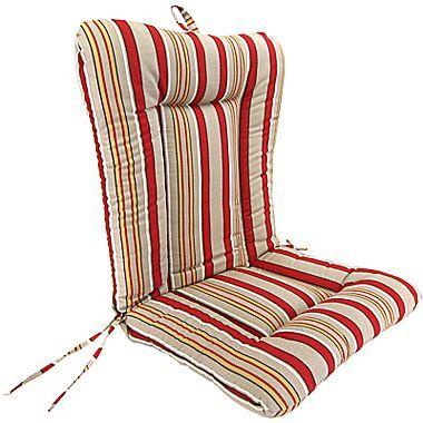 JCPenney Euro-Style Knife-Edge Chair Cushion