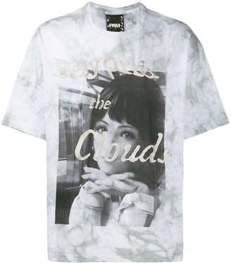 Perks And Mini Dreamy Eyes tie-dye print T-Shirt