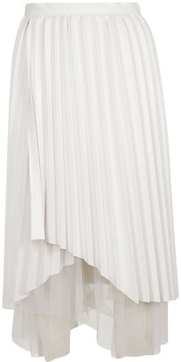 Ermanno Scervino Pleated Skirt