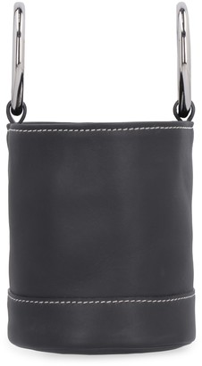 Simon Miller S801 Bonsai Leather Mini Bucket-bag