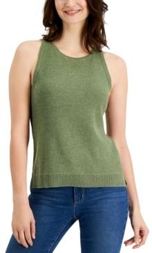 Charter Club Sleeveless Sweater, Created for Macy's