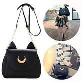 Lover Cosplay PU Leather Women Handbag Shoulder Bag
