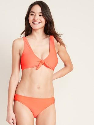 Old Navy Tie-Front Bikini Top for Women