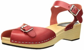 Swedish Hasbeens Women's Pia Debutant Heeled Sandal