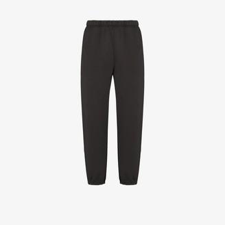LES TIEN Brushed Cotton Track Pants