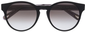 Chloé Eyewear Willow pantos-frame sunglasses