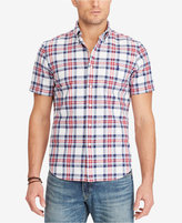 Polo Ralph Lauren Men's Standard Fit Plaid Short-Sleeve Shirt