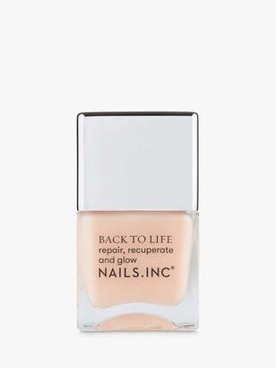 Nails Inc Back To Life Recovery Treatment & Base Coat, 14ml