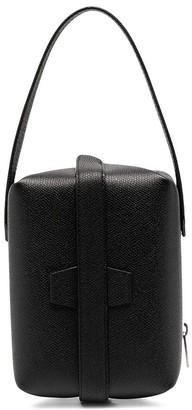 Valextra Tric-Trac wrist bag