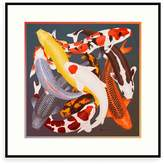 Arlette Ess Koi II Art Print Colour