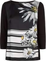 Damsel in a Dress Stripe Daisy Top