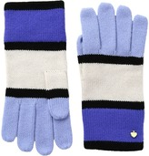 Kate Spade Color Block Gloves Extreme Cold Weather Gloves