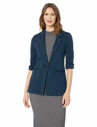 Lysse Women's Denim Blazer