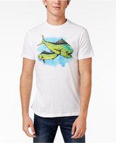 Univibe Men's Out Deep Graphic-Print Cotton T-Shirt