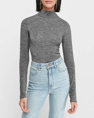 Express Long Sleeve Turtleneck Top