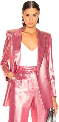 BLAZÉ MILANO Diva Royal Everyday Blazer in Pink | FWRD