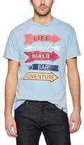 Joe Browns Men's Show Me the Way T-Shirt,Small (Manufacturer Size:(36/38)