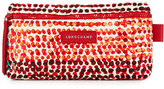 Longchamp Le Pliage Néo Polka-Dot Cosmetic Case, Red