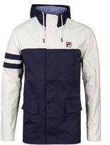Fila Anchor Peacoat Navy Light Weight Hooded Jacket