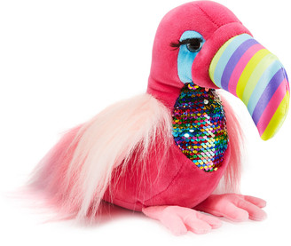 Douglas Vivian the Pink Toucan Fuzzle Stuffed Animal