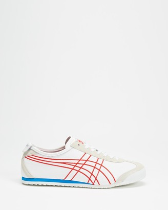 Onitsuka Tiger by Asics White Low-Tops - Mexico 66 - Unisex - Size 8 at The Iconic
