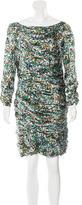 Diane von Furstenberg Keena Silk Dress w/ Tags