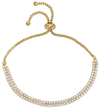 Shashi Diamond Two Row Tennis Bracelet