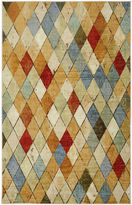 Mohawk Home Strata Argyle Printed Rectangular Rugs