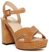 J/Slides Tempest Block Heel Sandal