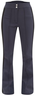 Toni Sailer Luella Side-stripe Technical Ski Trousers - Navy