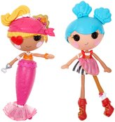 Lalaloopsy Workshop Double Pack - Mermaid/ Pirate