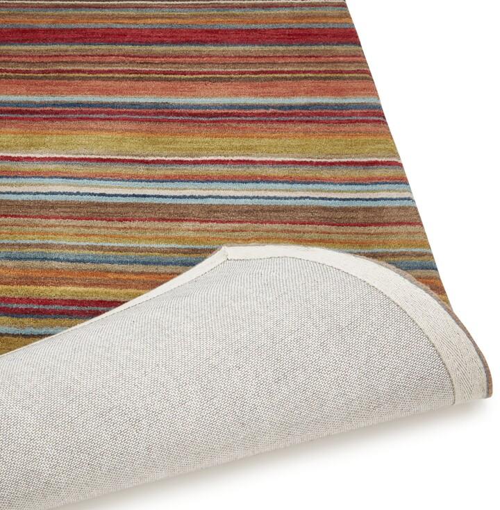Thumbnail for your product : John Lewis & Partners Russet Multistripe Rug, L300 x W200cm