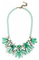 BaubleBar Greta Bib Collar Beaded Necklace