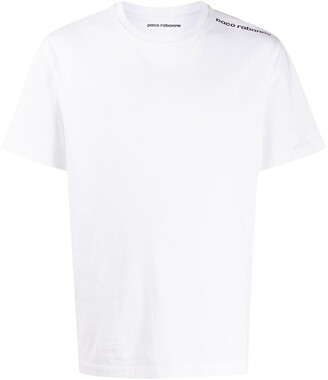 Paco Rabanne short sleeve logo print T-shirt
