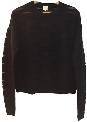 Karl Lagerfeld Paris Marc John Black Knitwear for Women