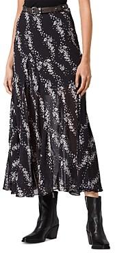 AllSaints Primina Cultivar Midi Skirt