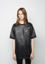 Maison Margiela Line 4 Leather Tunic